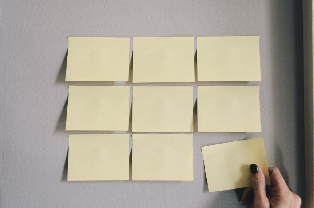 Contentstrategie brainstorm