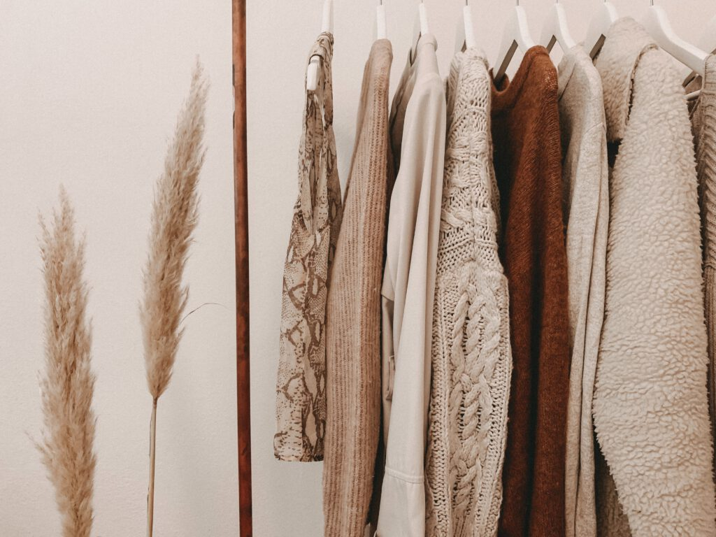 Minimalistische kledingstijl